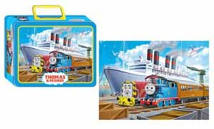 Ravensburger Thomas The Tank Puzzle - Ravensburger Thomas The Tank Engine Thomas and Salty at Brendham Docks