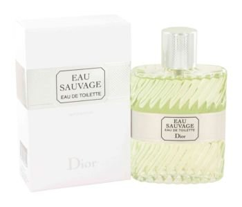 Eau sauvage by christian dior eau de toilette spray 100 ml for men