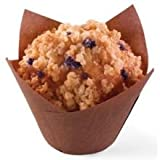 Otis Spunkmeyer Blueberry Crumb Cake Supreme Muffin, 4 Ounce - 24 per case.