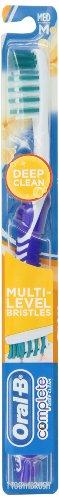 Oral-B Advantage complètes Deep Clean 40 (6 Les brosses à dents manuelles), Medium # 34 (mélange de couleurs)
