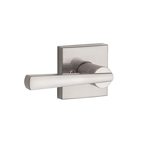 - Baldwin Prestige Spyglass Half-Dummy Lever in Satin Nickel