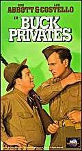 Abbott & Costello: Buck Privates [VHS]
