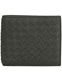 4e736af30f1e Men s Intercciaco Bifold Dark Gray Soft Leather Wallet 196207 1300 · Bottega  Veneta