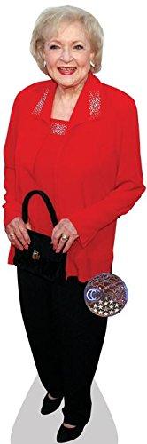 Betty White Mini Cutout