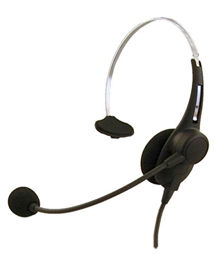 SHiROSHiTA Single-ear Ultralight Headset with Flexible Boom Mic