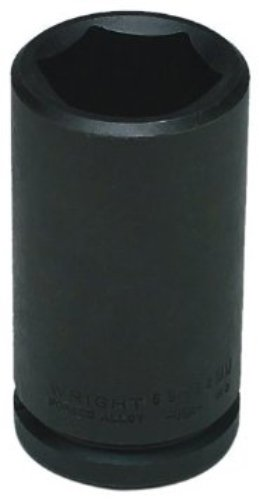Wright Tool 69-33MM 33MM 3/4-Inch Drive 6 Point Deep Metric Impact - 33 69