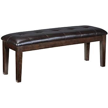 Amazon Com The Urban Port 69623 Wooden Garden Patio Bench