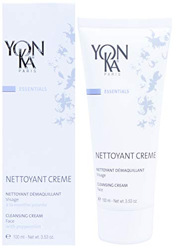 YON-KA - NETTOYANT CREME: Cleansing Cream (3.53oz) (3.53 Ounce Cream)