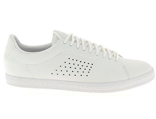 Le 1710314 Sneakers Sportif Læder Optisk Charline Hvid Coq Kvinde Sqf6S4Un