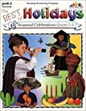 The Best of Holidays and Seasonal Celebrations, Teaching & Learning Company, 1573101982
