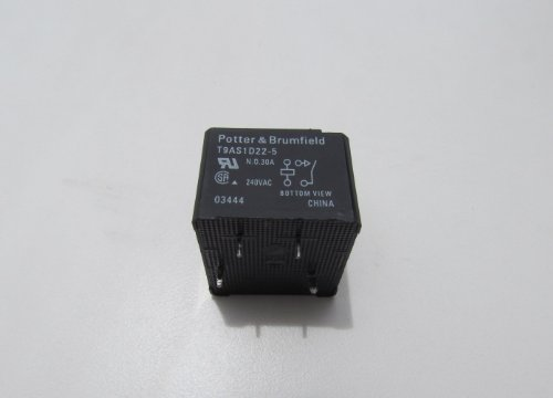 (Tyco Power Relay 12DVC T9AS1D22-5)