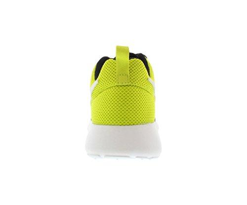 White Nike 001 Rosherun Blue Print 655206 Grey Navy yellow Men's FqBWrnqUI