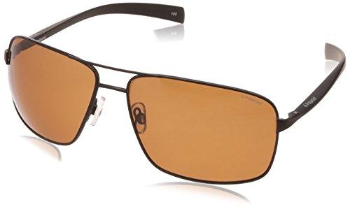 Negro Sonnenbrille Black S Pz Copper PLD Polaroid Matte 2023 dIwBRS