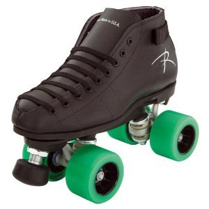 Quad Roller Skate- Riedell Roller Derby- Spark (7 D/B) by Riedell