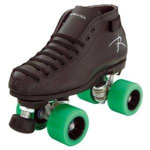 Quad Roller Skate- Riedell Roller Derby- Spark (7 D/B)