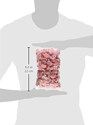 Strawberry Gourmet Salt Water Taffy 1 Pound Bag