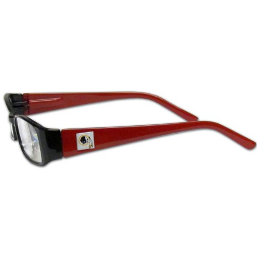 NFL Team Color Reading Glasses (+2.25, Washington Redskins)