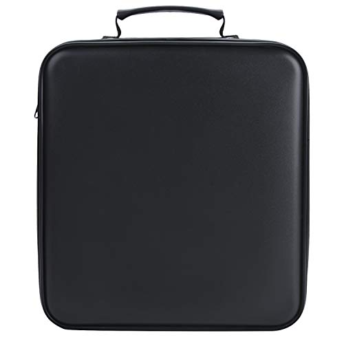 DVD Storage, COOFIT CD Case CD Carrying Case 320 Capacity Heavy Duty Discs Storage Case CD Organizer ()