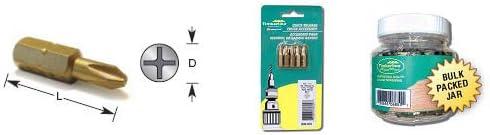 608-803 250 Pcs//Drywall Titanium #2x1 Timberline