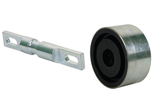 Nolathane REV100.0008 Black Trailing Arm - Centre Pivot Bushing - Rear
