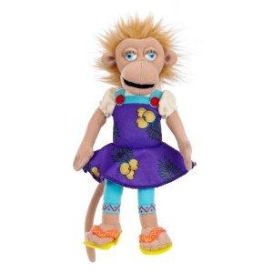 "Zingzillas Talking Zingzilals Drum 12"" Plush Doll Toy"