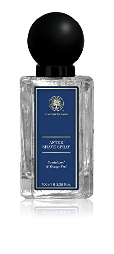 Forest Essential After Shave Spray Sandalwood & Orange Peel BY INDIANMEDICALSTORE