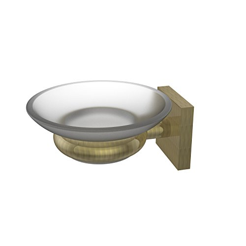 Mount Wall Soap Collection (Allld|#Allied Brass MT-62-ABR Montero Collection Wall Mounted Soap Dish,)