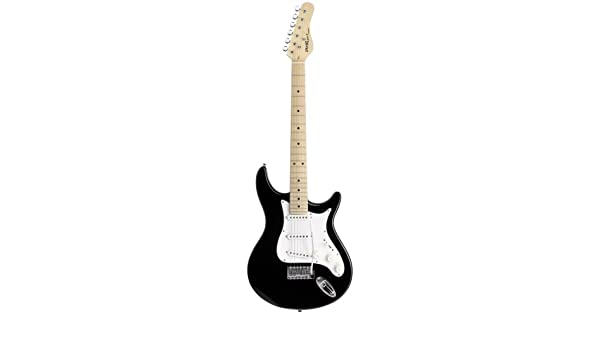 Behringer iaxe393 USB Guitarra Eléctrica, color negro: Amazon.es ...