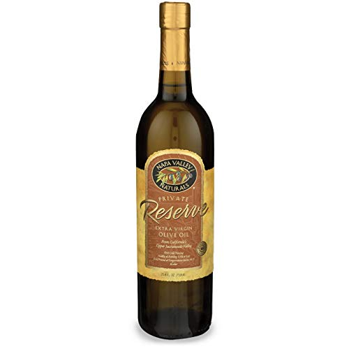 (Napa Valley Naturals Private Reserve Extra Virgin Olive Oil, 25.4 Ounces )