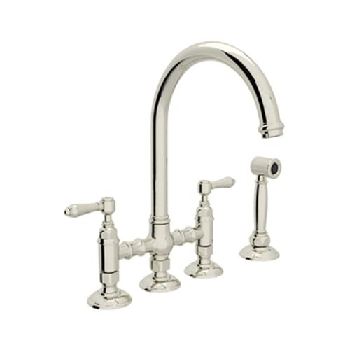 Rohl Country Kitchen Side Spray Polished Nickel
