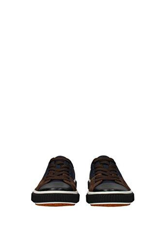Stoff Blau 14E3058GABARDINESCAM Herren EU Sneakers Prada SqnFxpT