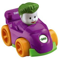 Little People/® DC Super FriendsTM WheeliesTM-The Joker