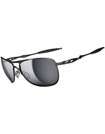 92b05d37d9 Oakley Crosshair Sunglasses Chrome   VR28 Black Ir