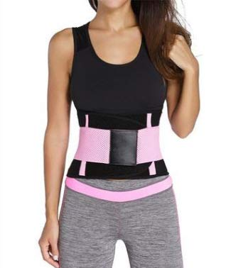 a1b11f00f7 HITSAN INCORPORATION S-3XL Women Shaper Slimming Belt Corset Waist Trainer  Cincher Fitness Shaper Firm