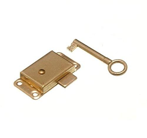 Bulk Hardware BH02168 Serrure avec clé de placard/armoire, 63 mm Bulk Hardware Limited