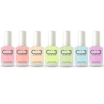 pastel nail polish set - 6