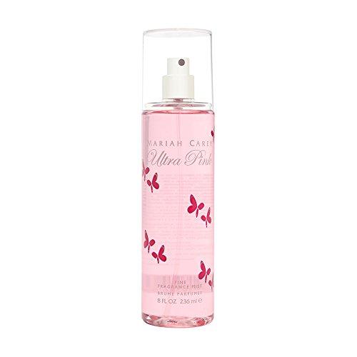 Luscious Pink Perfume - Mariah Carey Ultra Pink 8 Oz Fragrance Mist