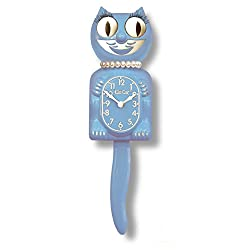 Limited Edition Serenity Blue Lady Kit-Cat Klock