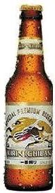 Kirin Brewery - Kirin Ichiban 33Cl X12