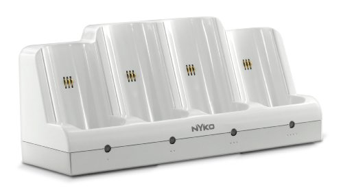 Nyko Charge Station Quad Wii