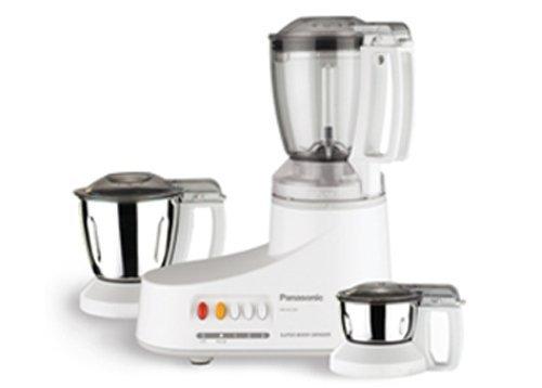 Panasonic MX-AC300 550 Watt 3-Jar Mixer Grinder for 220-240 Volts (Will NOT Work in USA & Canada)