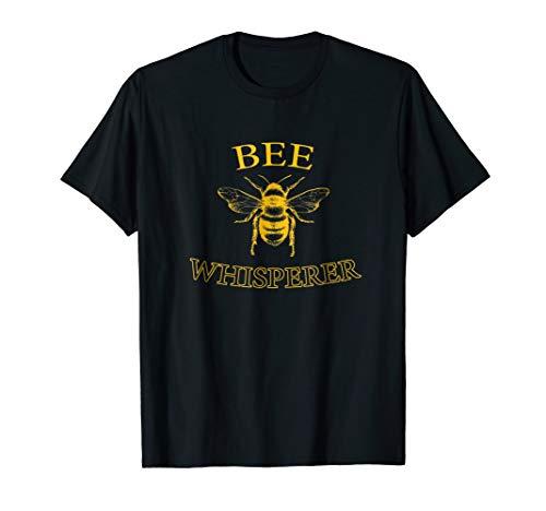 Bee Whisperer T-shirt - Beekeeping