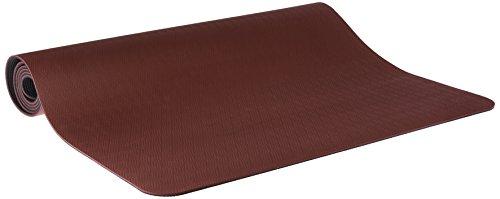 prAna Large E.c.o. Yoga Mat, Raisin, One Size