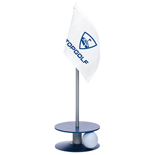 Putt A Round With Topgolf Logo