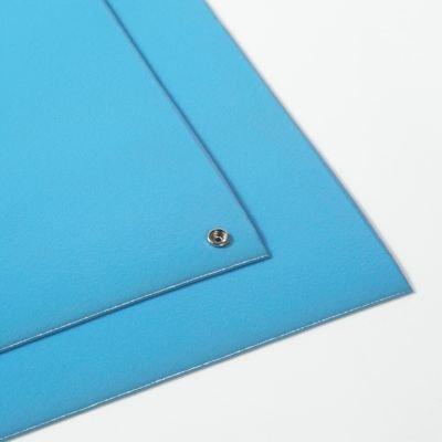 Tischmatte, ESD - blau, pro lfd. m Breite 910 mm - Arbeitsplatzmatte Arbeitsplatzmatten Sicherheitsmatte