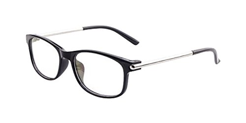 Bright Black 12 colors Man Women Master Eyeglass Frame Metal Full-Rim Glasses Spectacles - Gianni Versace Eyeglasses