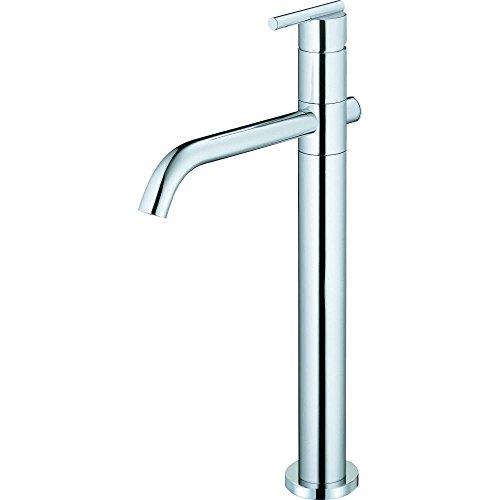 Danze D226158 Parma Trim Line Single Handle Vessel Filler Lavatory Faucet, Chrome -