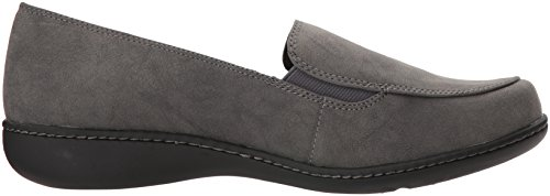 Stile Morbido Da Hush Puppies Da Donna Jaylene Oxford Grigio Scuro Nabuk