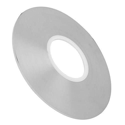 Resistant to Strong Alkali Purity 99.6% Good Spot Welding Pure Nickel Good Corrosion Resistance Nickel Tape Mobile Power Supply Low Internal Resistance(0.1 * 4mm)
