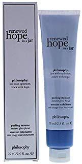 (Philosophy Renewed Hope In A Jar Peeling Mousse By Philosophy for Women - 2.5 Oz Mousse, 2.5 Oz )